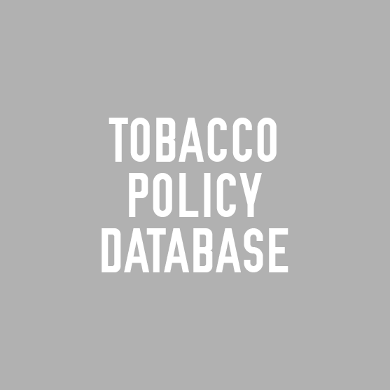 Tobacco Policy Database